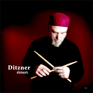 Ditzner Solo - elements Cover (fixcel records)