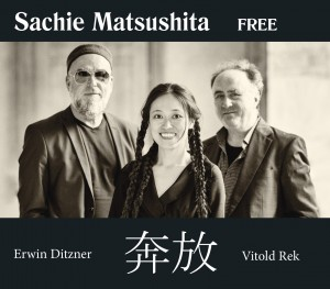 Sachie Matsushita - Free Cover