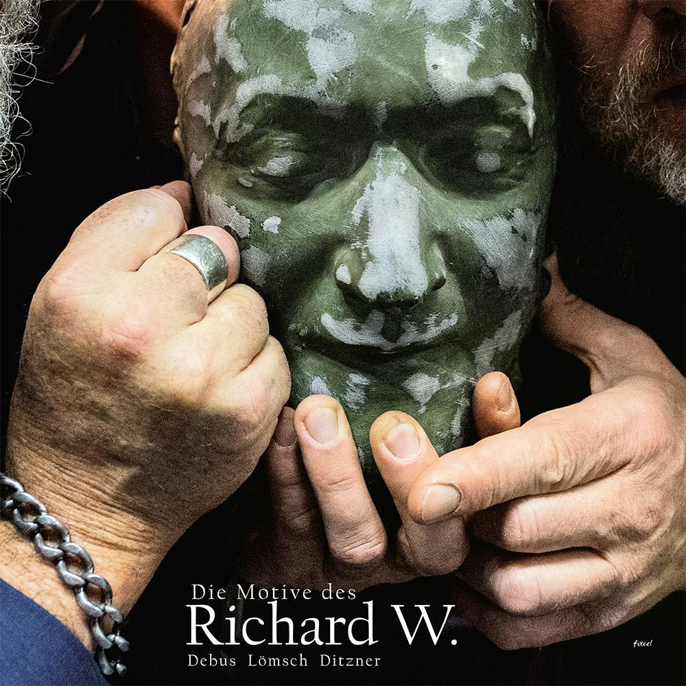 Lömsch / Debus / Ditzner - Die Motive des Richard W. Cover